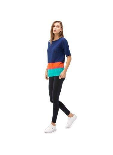 Lacoste Kadın  Pantolon HF2737.166 Lacivert